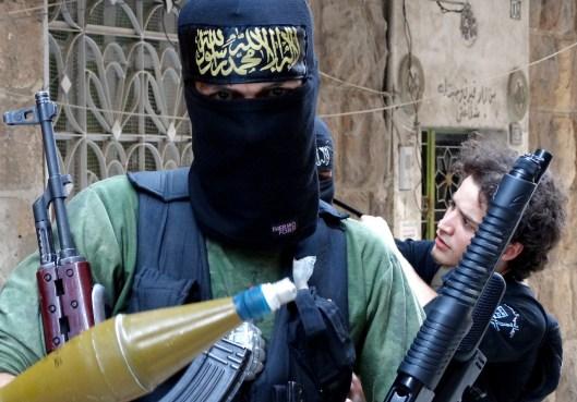 Norwegian Terrorist fighting In Syria