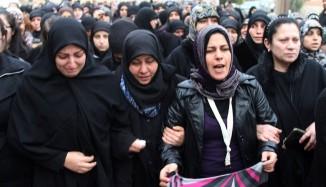 Lebanese hold rally to protest Saudi terrorism