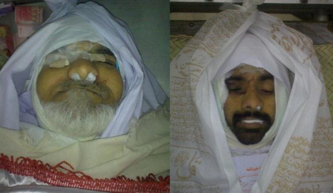 Shaheed Taqi Hadi and Hammad Raza , KHI