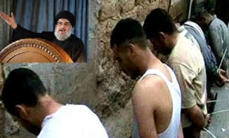 Terrorist surrender to Syrian Govt forces