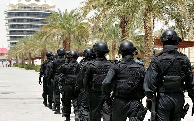 Bahrain Police recruits Ex Paksitani Military Men
