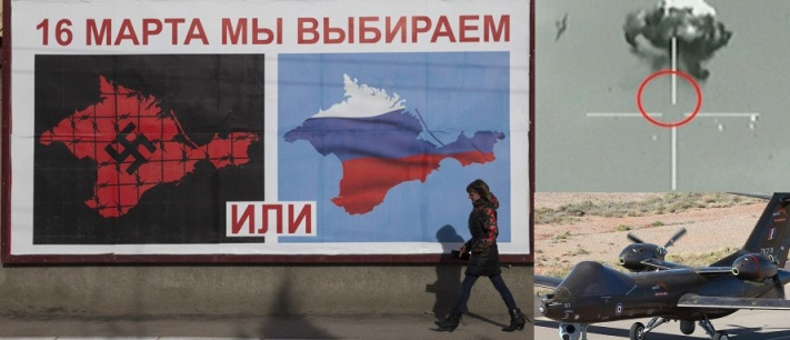 Crimean Parliament declares Independence