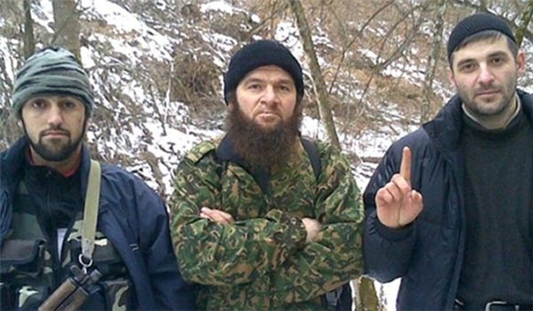 Doku Umarov - Bin Laden of Russia