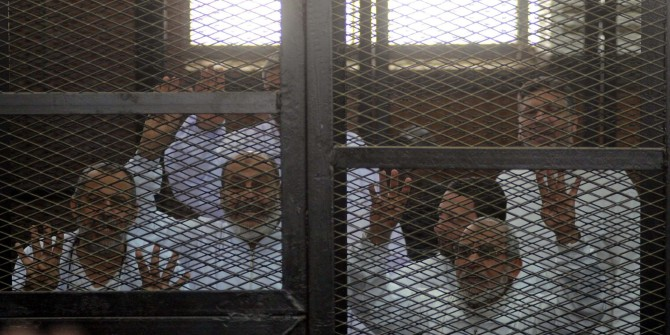 Egypt court adjourns Brotherhood leader's trial to March 11