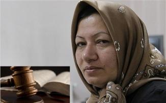 Irani Woman Sakineh-Mohammadi Ashtiani