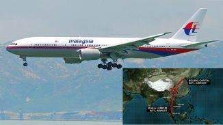 Malaysian Airline Boeing 777 Missing