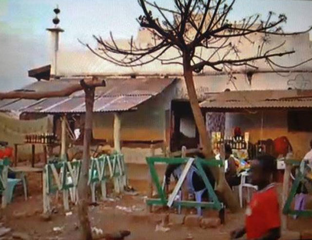 Mosques turned into Pubs in CAR
