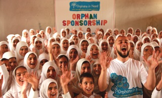Muslim Orphans in UK