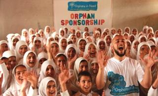 Muslim Orphans in UK