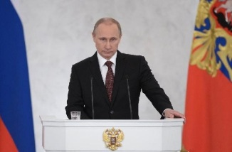 Russian President Valdmir Putim