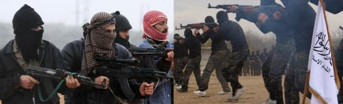 Syrian Terrorist Infighting Kills 3300