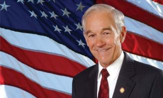 US Congressman Ron Paul a