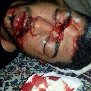 Bahraini activist Abdul-Aziz al-Abbar