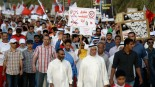 Bahraini Majority Shia Population Protest against the Wahabi Monarchy a