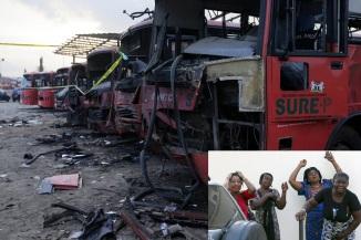 Nigeria Explosion