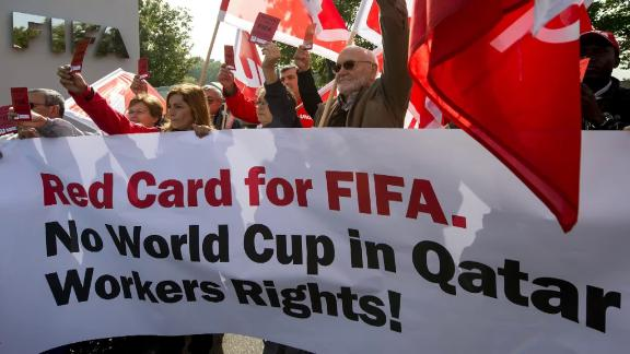 Domestic Workers Rights Group wants FIFA world Cup Cancelled in Qatar