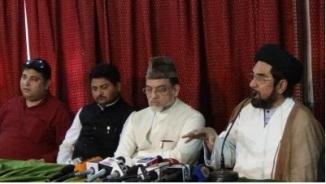 India Shia Sunni Cleric , Arrested Leader Kalbe Jawad