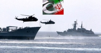 Iran Pakistan Joint Naval Excercise