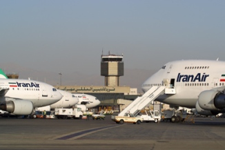 Iran'Air Boeing Fleet