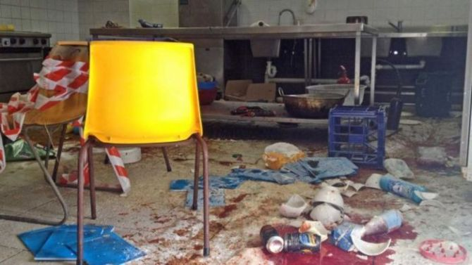 Islamic Center ransacked in Cannebra