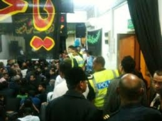 Malaysian Police Raid Lady Fatima s.a Birth Anniversary celebrated by Shia Community