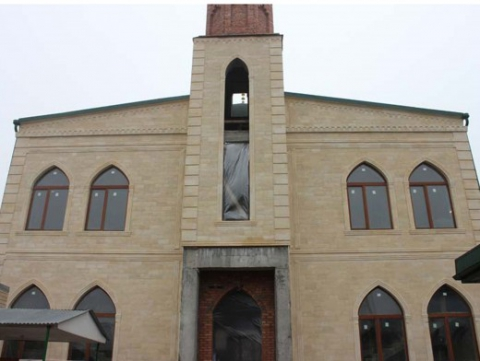 1st  Mosque in Piyatgorsk , Caucasus