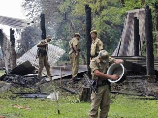 31 Muslims Killed Army Deployed in Assam , India
