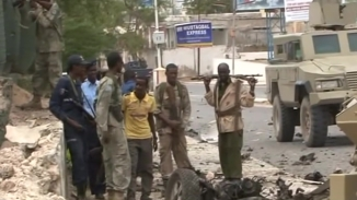 Al Shabaab militants kill at least four in Somali parliament attack