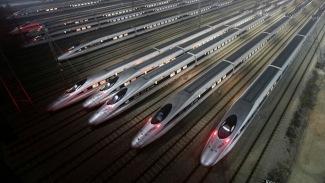 China Plans to Burild Railways to US through Siberia  - Bering Straits