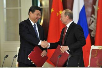 China Russia Sign Natural Gas Deal , Worth US$400 Billion