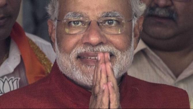 Hindu Natinalist - Narendra Singh Modi