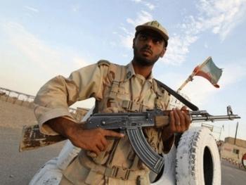 Irani Border Gaurd