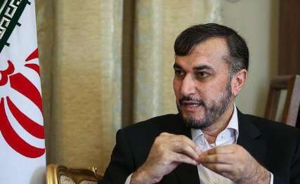 Iran's Deputy Minister for Arab and AFrican Affairs Hossein Amir Abdollahian