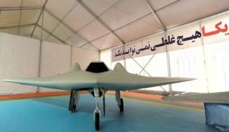 Iran displays indigenous version of US RQ-170 drone