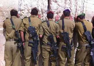 Israeli Military Broke