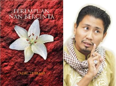 Malaysian Novelist Faisal Tehrani's Novel Peremplan Nan Bercinta Banned