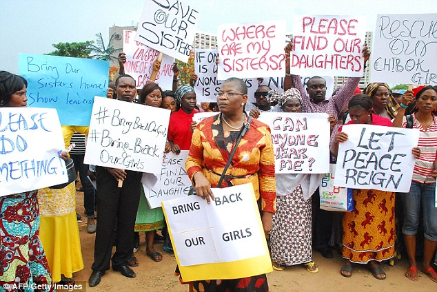 Nigerian Girls Abducted by BOko Harram Terrorist Sold & Forced to Marry