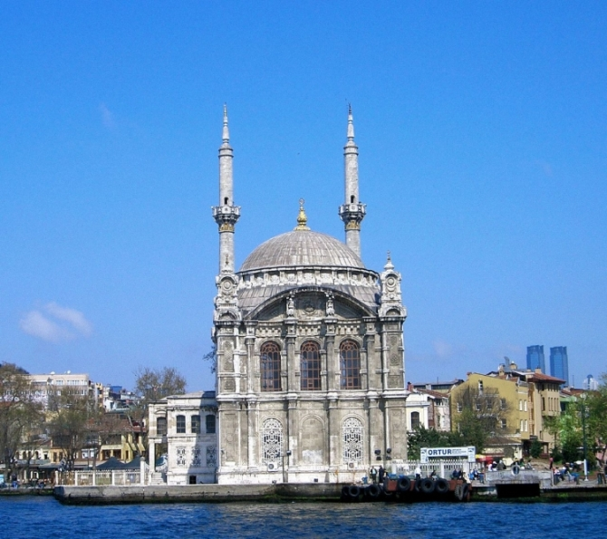 Ortakoy Mosque Model to be Built in Havana , Cuba