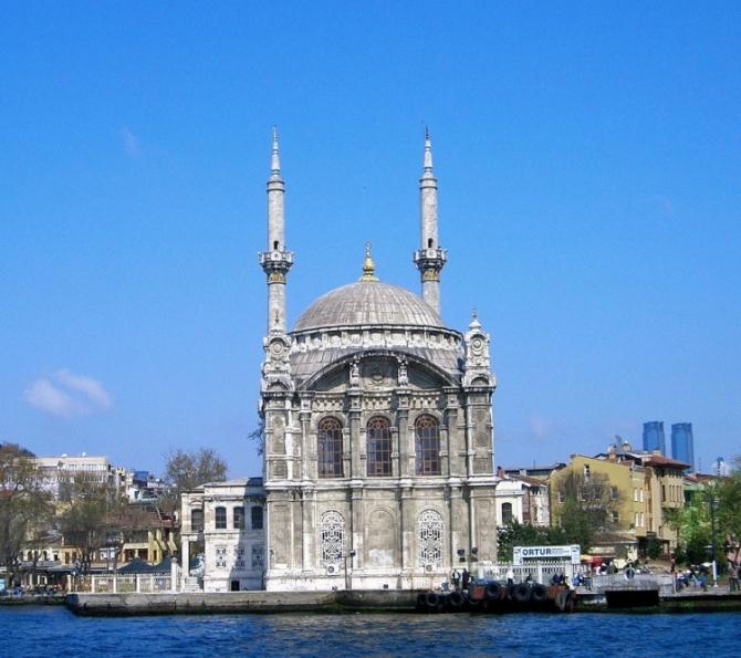 Ortakoy Mosque Model to be Built in Havana , Cuba
