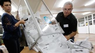 Refrendum Result in East Ukraine in favour of Self Rule