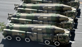 Saudis parade nuclear missiles for first time: Video