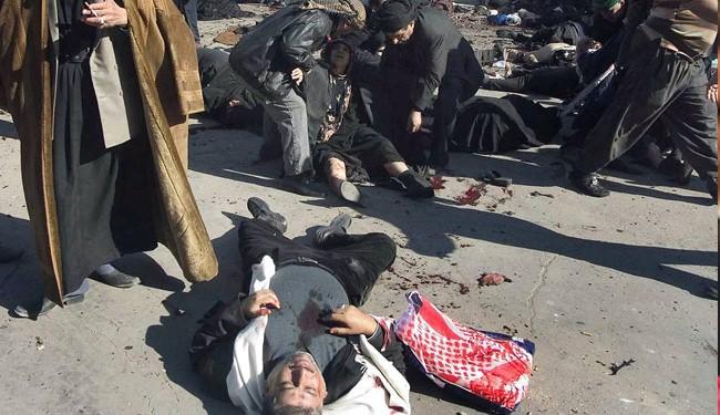 Attacks kill nine as pilgrims converge on Baghdad