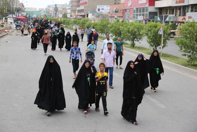 Suicide Bomb Attacks On Iraqi Shiite Pilgrims Martyrs 16