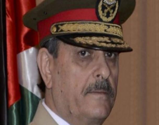 Syrian Air Defence Chief General Hussein Ishaq Martyred
