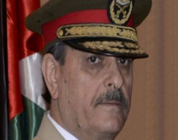 Syrian Air Defence Chief General Hussein Ishaq Martyred