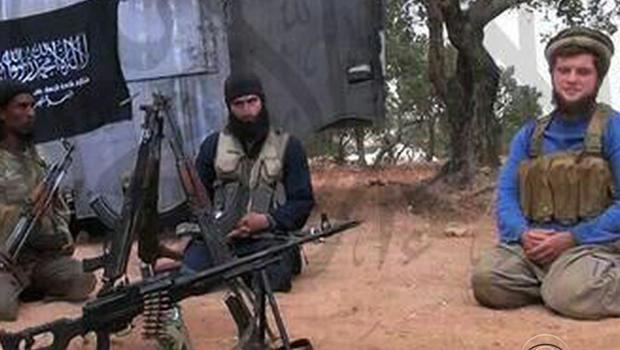 US Citizen Abu Huraira Al Amreiki - The Suicide Bomber