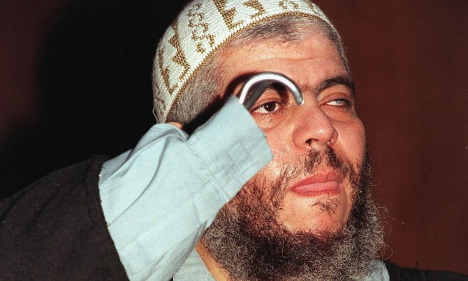 Abu Hamza faces US terror trial