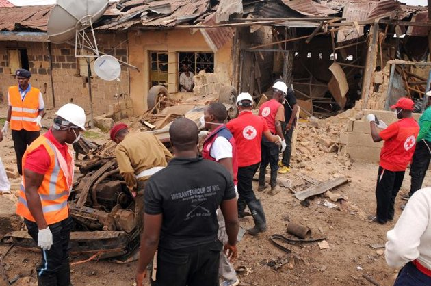 21 Killed in a Blast at a Football Viewing Center in Nigeria
