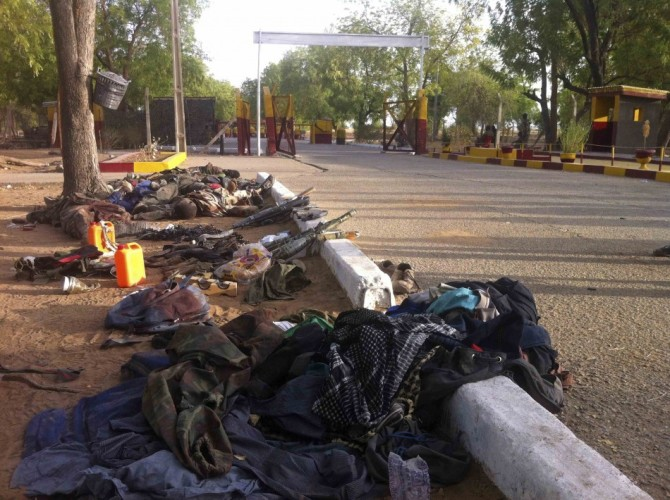50 Wahabi Terrorist Killed in Nigerian Army