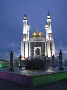 Aktobe Central Mosque